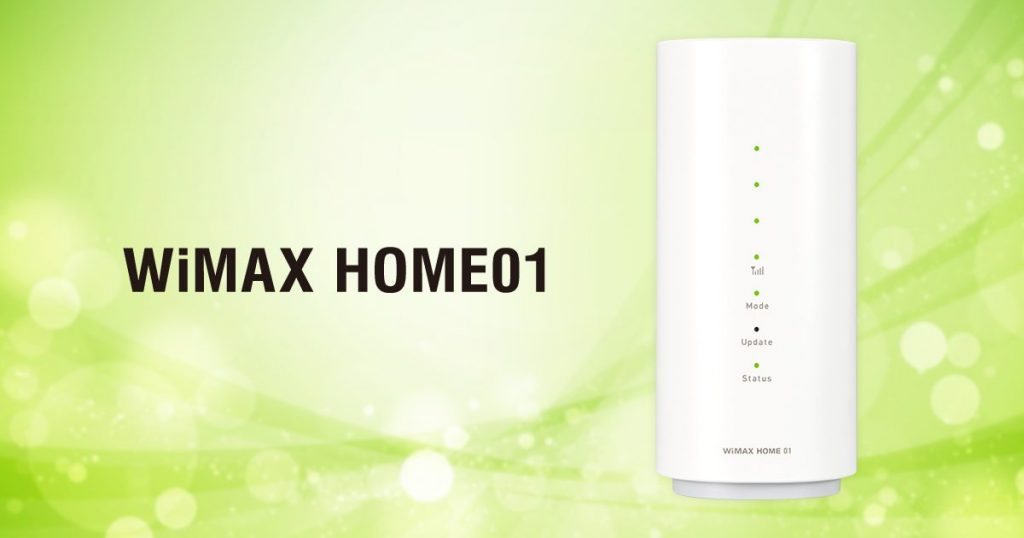 WiMAX HOME01